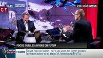 La chronique d'Anthony Morel: Les avions du futur seront écologiques et performants - 19/06