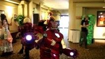 Cosplay Iron Man (REAL LIFE)