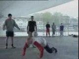 Videos - Nike - Ronaldinho X Stickman