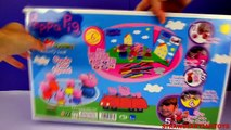 Peppa Pig Play Doh Cookie Monster Create Your Own Figures Clay Buddies Family Pack Strawbe