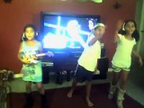 Black Eyed Peas - Boom Boom Pow  3 Beautiful kids singing and dancing Funny and cute