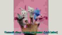 10 pcs Finger Puppets Cartoon Lovely Plush Cl