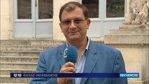 ITV du Pr Séralini sur sa nouvelle étude sur l'alimentation des rats de laboratoire