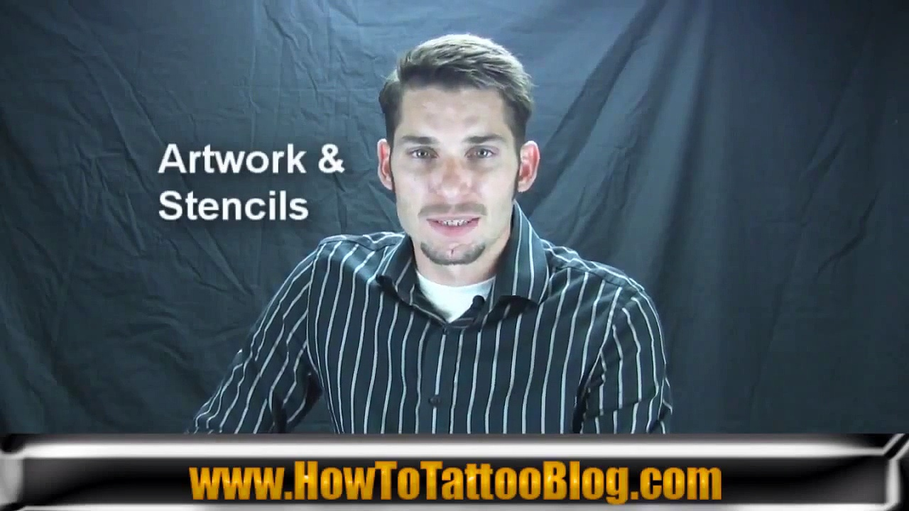 Tattoos – How To   Line Drawing Tips   How To Tattoo