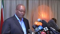 Final elections media briefing by ANC President Jacob Zuma 21 April 2009