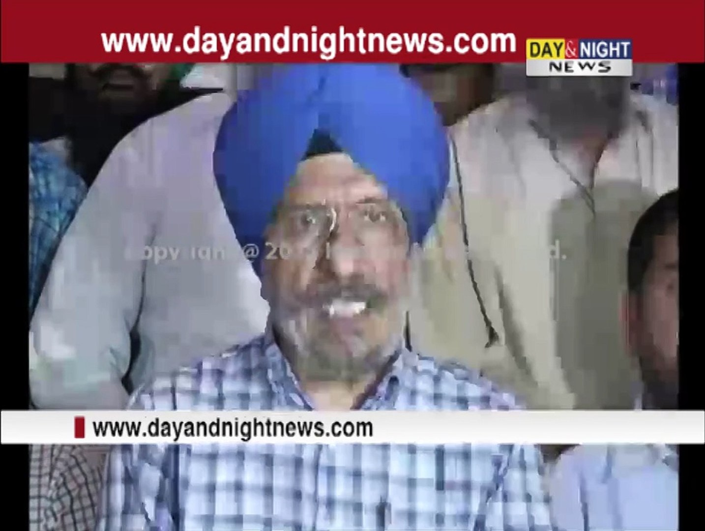 Akali Dal leader died in encounter: Upkar Singh Sandhu and Wife's reaction | Amritsar