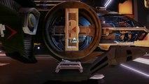 Star Citizen - Aurora LN Legionnaire and Deluxe Hangar Walkthrough