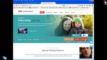 Wondershare Video Editor Review and Tutorial - video dailymotion