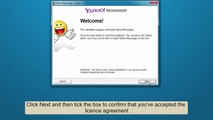 How to install Yahoo! Messenger