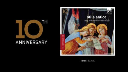 Stile Antico - Sing with the Voice of Melody (Project Introduction)