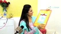 Divyanka Tripathi Gift Segment - Yeh Hai Mohabbatein   - 19 JUne 2015