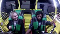 When trying to look cool in front of your girlfriend on a Ride Goes Wrong