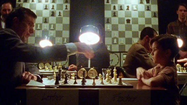 Pawn Sacrifice Film Fragmanı