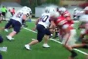 SXU Football: Quarterback Anthony Kropp highlights - 2009