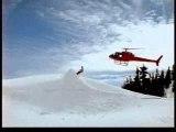 skiing ...