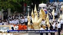 Cambodge: obsèques nationales pour un ex-Khmer Rouge