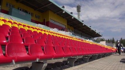 L'Olimpiyskiy Stadium de Cheboksary