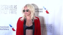Scantily Clad Lady Gaga Awarded Songwriters Hall Of Fame Ceremony