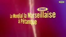 Bande annonce Mondial La Marseillaise à Pétanque 2015