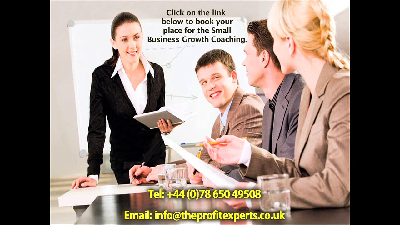 Small Business Coaching Firm London