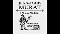 Jean-Louis Murat - Au dedans de moi (showcase)