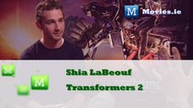 Shia LaBeouf star of TRANSFORMERS Dark Of The Moon