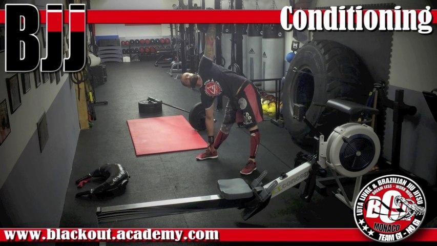 Workout Spécifique BJJ N°2