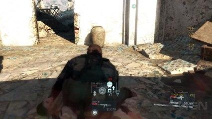 Gameplay Trailer E3 2015 de Metal Gear Solid V : The Phantom Pain