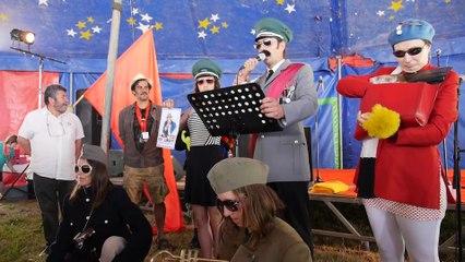 Le push gasconite au festival des fifres 2014
