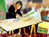 "Opera Gallery Budapest Exhibition by Patrizia Gucci ""Bellezza Toscana"""