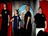 NYC Improv Comedy Show Irish Drinking Song by Eight is NEVER Enough Improv Comedy Troupe