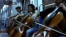 Bach - Cello Suite No.1 i-Prelude - The Silence Before Bach