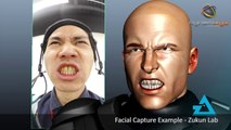 Dynamixyz' Demoreel - Markeless facial motion capture with Performer Suite (Update June 2015)