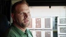 Daimler Trucks Lang-Lkw im Feldversuch - Interviews Björn Börlinghaus - Fahrertrainer Elflein Spedition & Transport GmbH