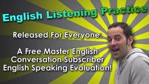 English Speaking & Fast Fluency Tips 4, English Speaking Evaluation, English Listening Practice
