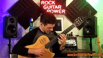 Asturias - Leyenda - Classical Guitar Lesson and Performance