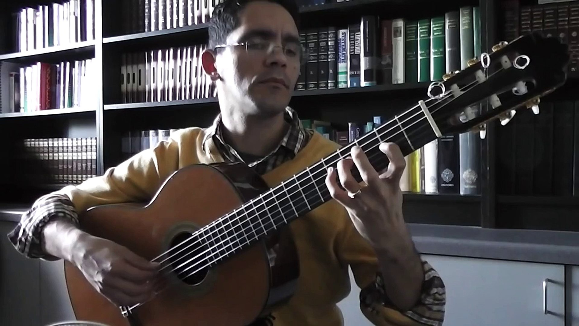 1992 Paulino Bernabe Classical Guitar 1992 Modelo 50 - Lament by Andrew York