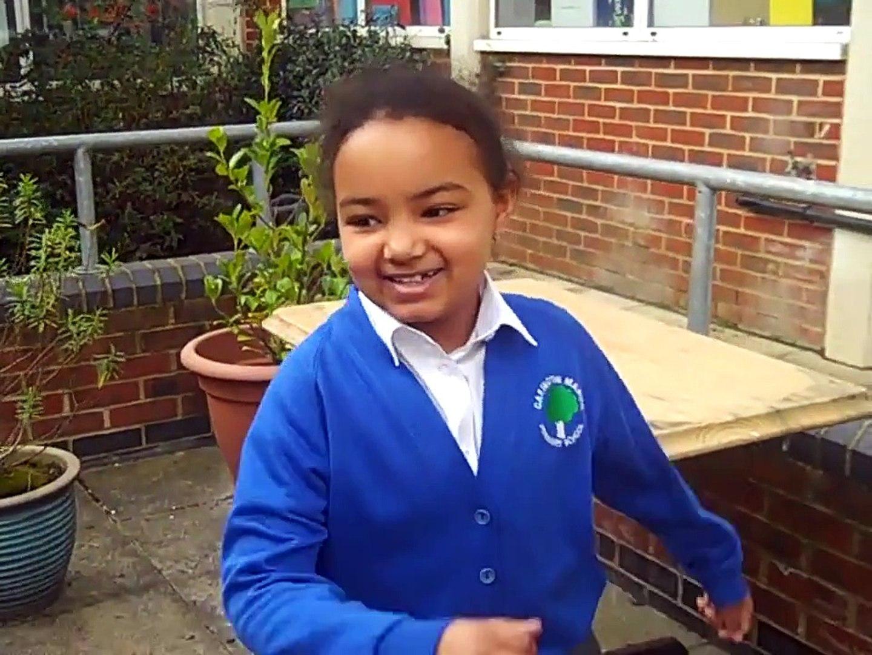 Oakington Manor Primary: Happy