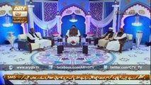 NAIMAT-E-IFTAR (LIVE FROM KHI) Part3 19 June 2015