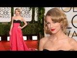 Taylor Swift on the Red Carpet 2014 Golden Globe Awards