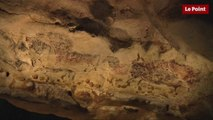 Pour la grotte de Lascaux, descendre Porte de Versailles