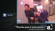 Zapping TV : Cyril Hanouna entarté par Arthur