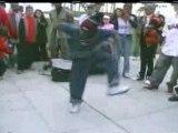 Krump-Dance Battle