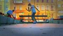 Slow Motion (60 fps) Skateboarding : BDG skaters '08