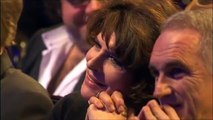 César 2008 - Hommage à Romy Schneider, par Alain Delon.