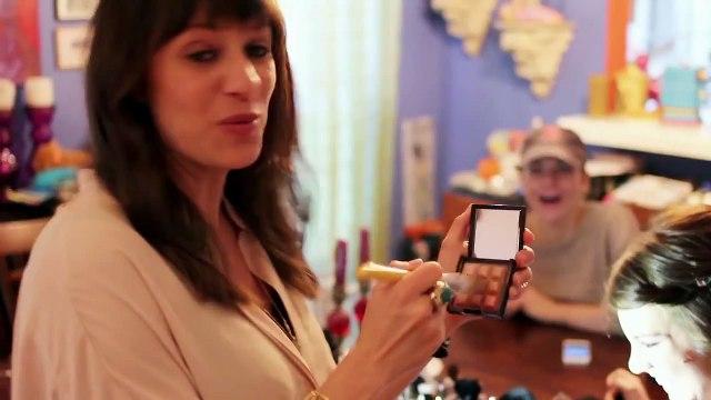 Lauren Cohan Makeup / The Walking Dead Press Event | Jamie Greenberg Makeup