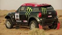 MINI ALL4 Racing Team Joan 'Nani' Roma 2015 Daka