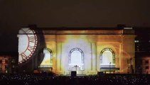 Bazillion Pictures Wins Gold National ADDY For Its 3D Animated Architectural Projection Mapped Video