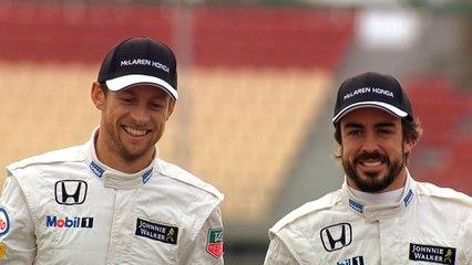 F1 Austria: Mclaren-Honda no sale del taller