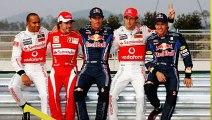2015 austrian grand prix - historic f1 car race - zeltweg - austria - austrian - jean alesi - michael schumacher - amazing f1